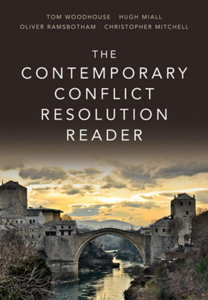 The Contemporary Conflict Resolution Reader - Coverbild