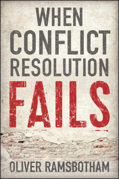 When Conflict Resolution Fails - Coverbild