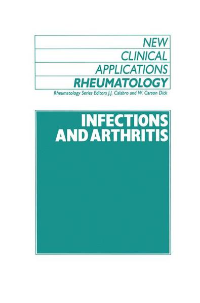 Infections and Athritis - Coverbild