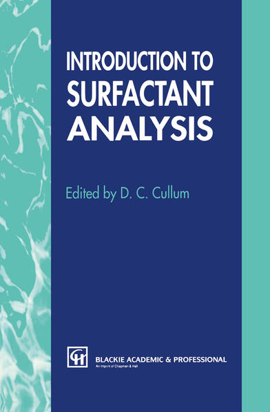 Introduction to Surfactant Analysis - Coverbild