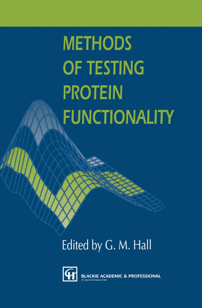 Methods of Testing Protein Functionality - Coverbild