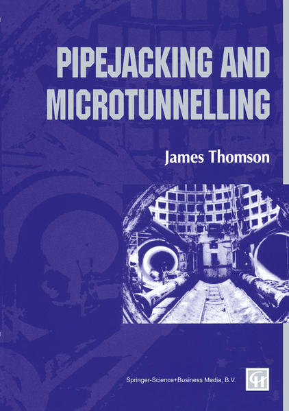 Pipejacking and Microtunnelling - Coverbild