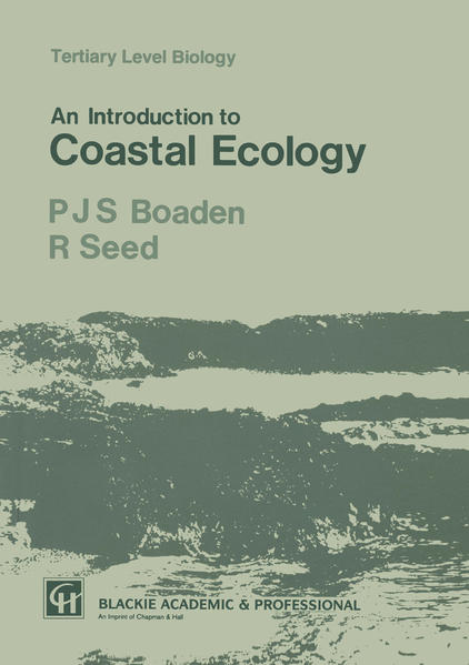 An Introduction to Coastal Ecology - Coverbild