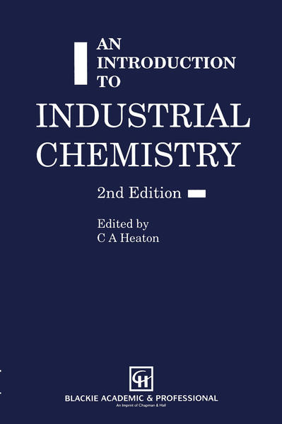an introduction to Industrial Chemistry - Coverbild