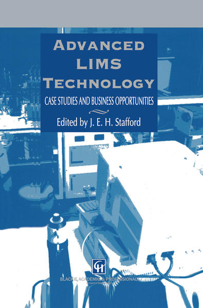 Advanced LIMS Technology - Coverbild