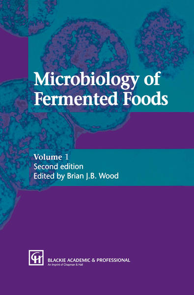 Microbiology of Fermented Foods - Coverbild