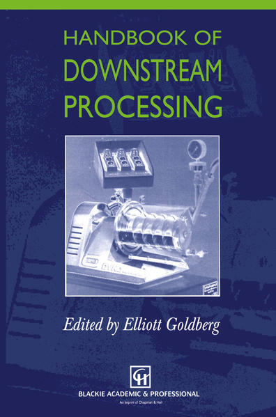 Handbook of Downstream Processing - Coverbild