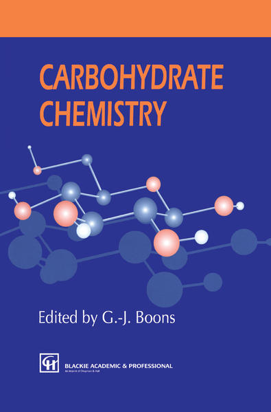 Carbohydrate Chemistry - Coverbild