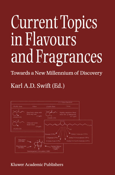 Current Topics in Flavours and Fragrances - Coverbild