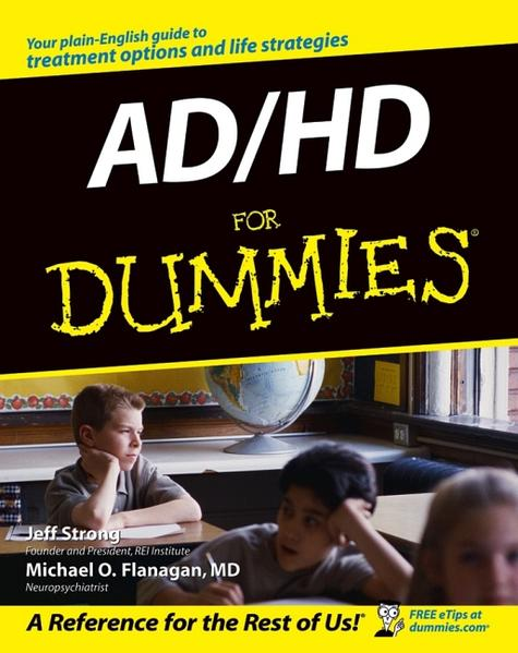 AD/HD For Dummies - Coverbild