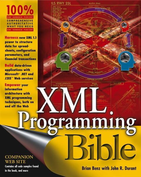XML Programming Bible - Coverbild