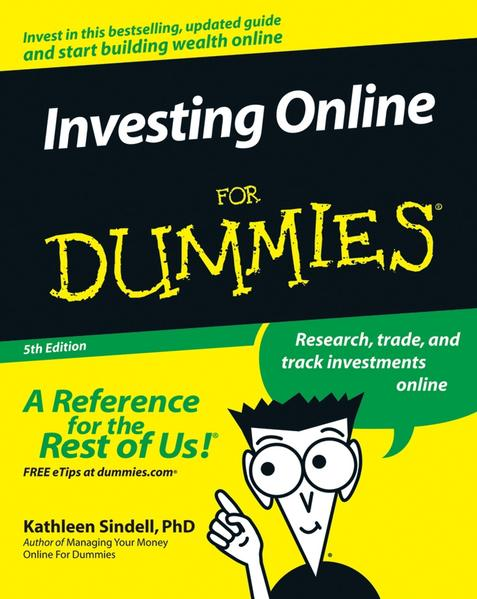 Investing Online For Dummies - Coverbild
