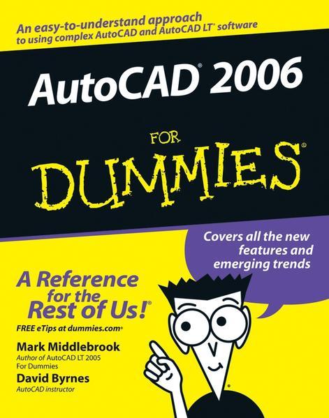 AutoCAD 2006 For Dummies - Coverbild