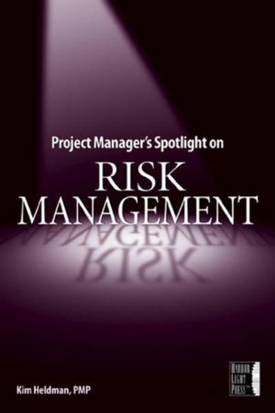 Project Manager's Spotlight on Risk Management - Coverbild