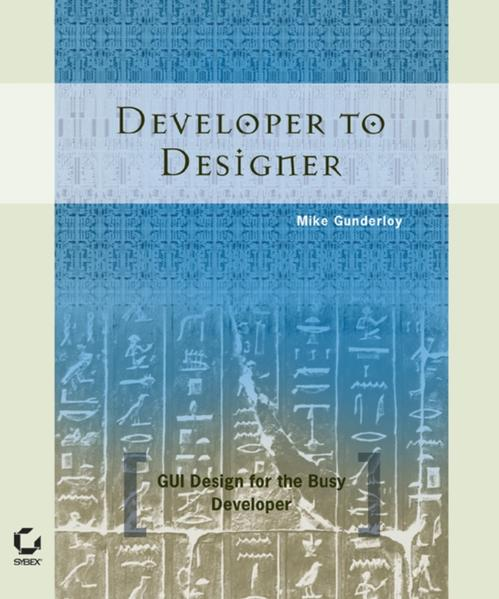 Developer to Designer - Coverbild