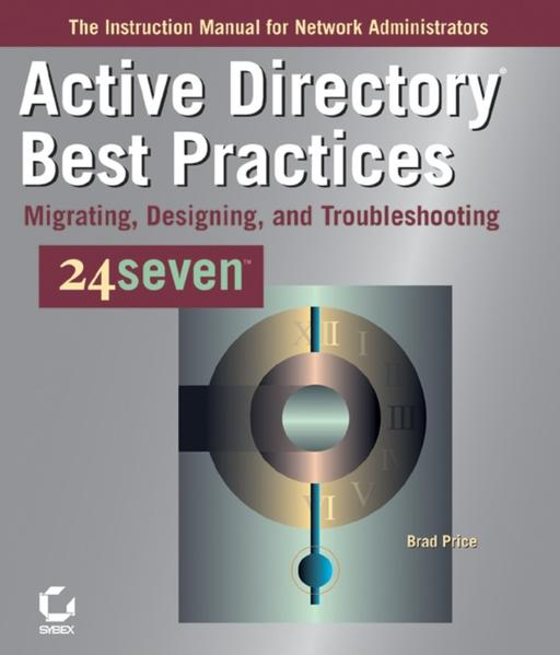 Active Directory Best Practices 24seven - Coverbild