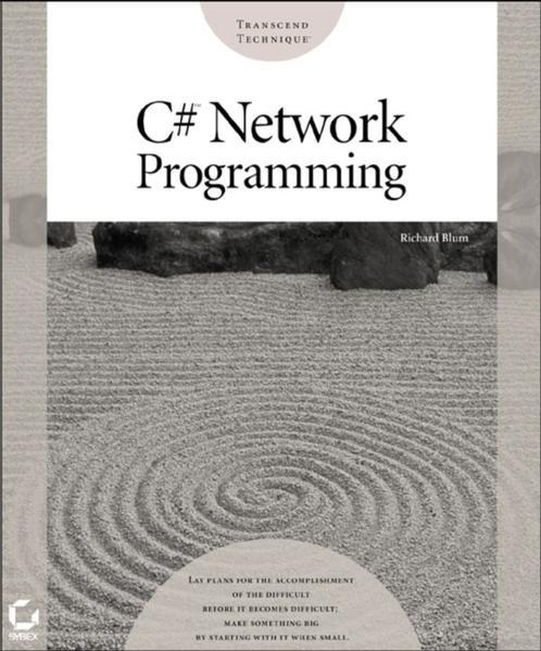 C# Network Programming - Coverbild