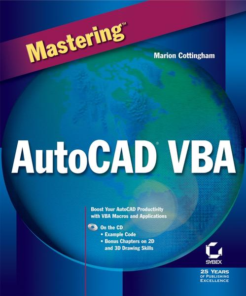 Mastering AutoCAD VBA - Coverbild