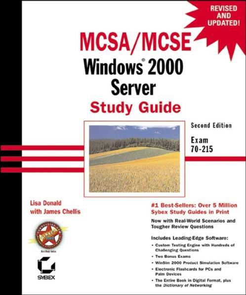 MCSA / MCSE - Coverbild