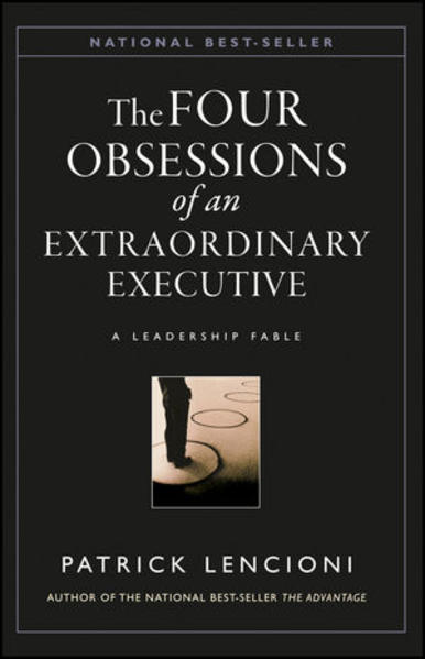 The Four Obsessions of an Extraordinary Executive - Coverbild