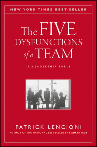 The Five Dysfunctions of a Team - Coverbild