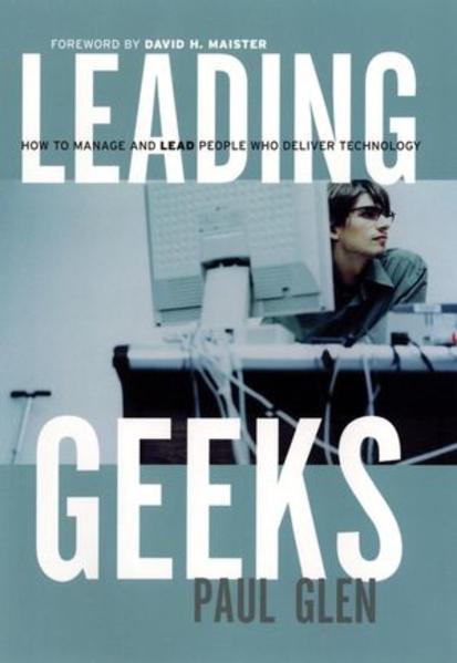Leading Geeks - Coverbild