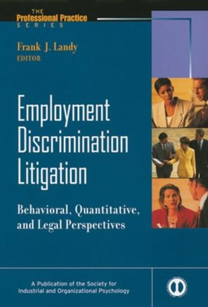 Employment Discrimination Litigation - Coverbild