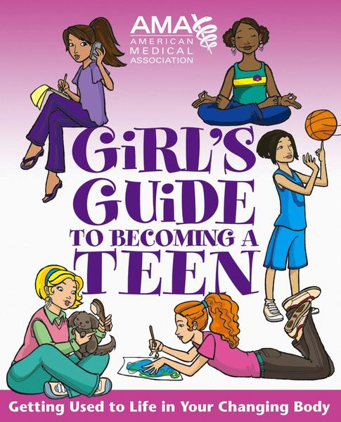 American Medical Association Girl's Guide to Becoming a Teen - Coverbild