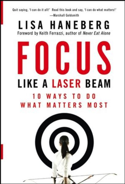 Focus Like a Laser Beam - Coverbild