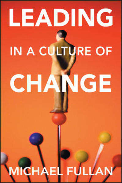 Leading in a Culture of Change - Coverbild