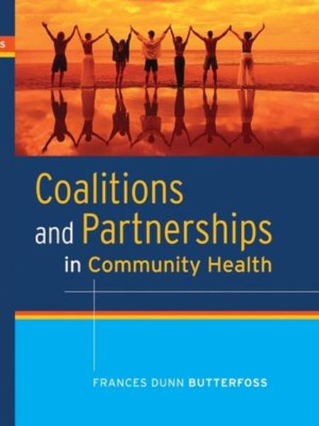 Coalitions and Partnerships in Community Health - Coverbild