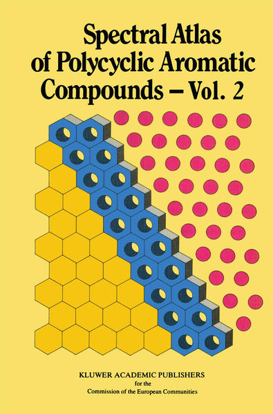 Spectral Atlas of Polycyclic Aromatic Compounds - Coverbild
