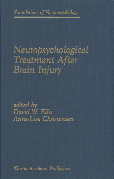 Neuropsychological Treatment After Brain Injury - Coverbild