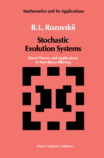 Stochastic Evolution Systems - Coverbild
