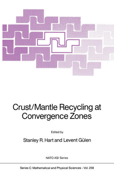 Crust/Mantle Recycling at Convergence Zones - Coverbild