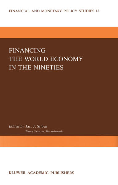Financing the World Economy in the Nineties - Coverbild