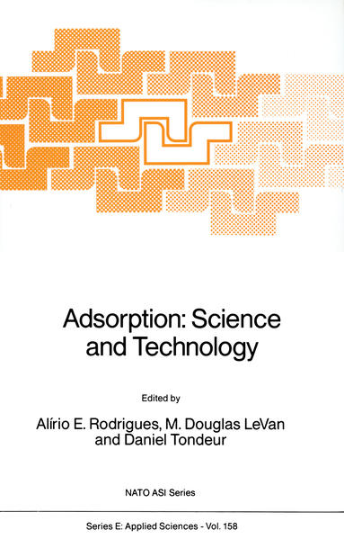 Adsorption: Science and Technology - Coverbild