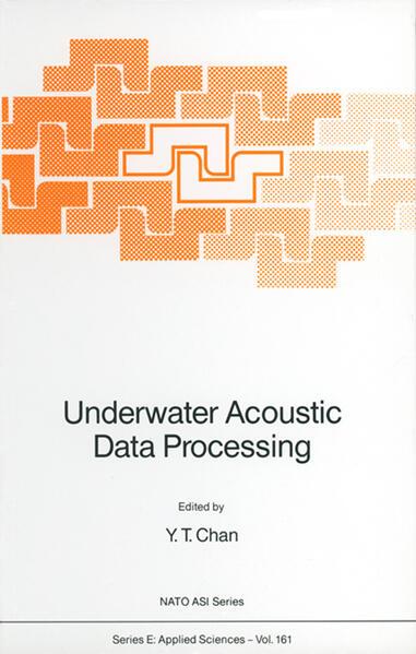 Underwater Acoustic Data Processing - Coverbild