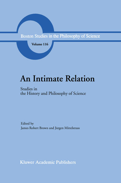An Intimate Relation - Coverbild