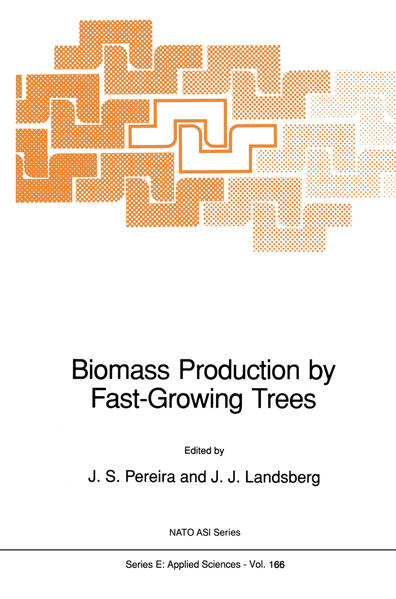 Biomass Production by Fast-Growing Trees - Coverbild