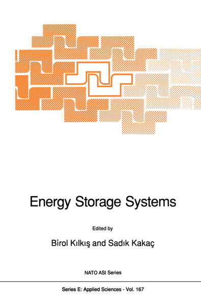 Energy Storage Systems - Coverbild