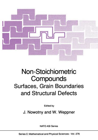 Non-Stoichiometric Compounds - Coverbild