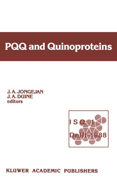 PQQ and Quinoproteins - Coverbild