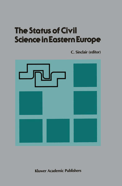 The Status of Civil Science in Eastern Europe - Coverbild