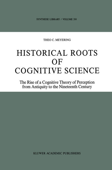 Historical Roots of Cognitive Science - Coverbild