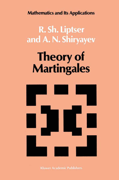 Theory of Martingales - Coverbild