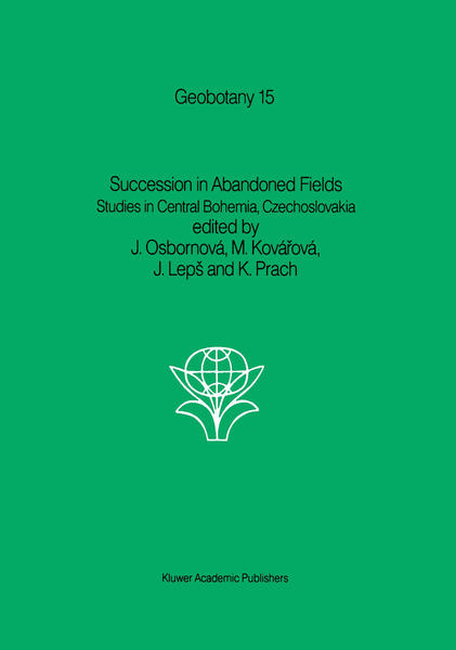 Succession in Abandoned Fields - Coverbild