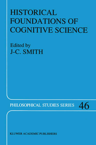 Historical Foundations of Cognitive Science - Coverbild