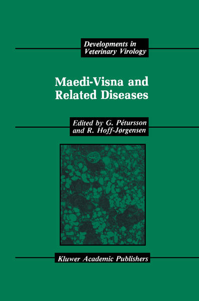 Maedi-Visna and Related Diseases - Coverbild