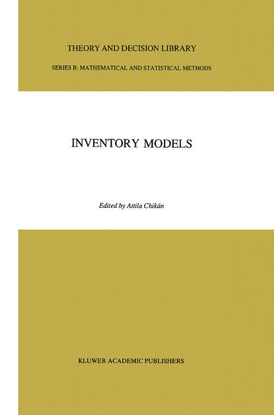 Inventory Models - Coverbild